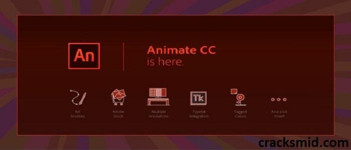 Adobe-Animate CC Crack