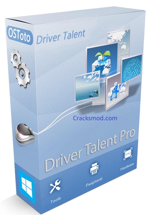 Driver Talent Crack Download Free Driver Talent 7.0.1.6 Crack