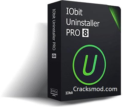 iobit uninstaller Pro Key + Crack