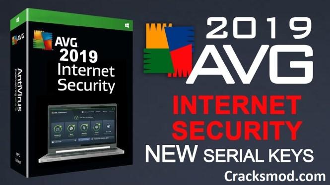 AVG Internet Security 2019 Key Crack