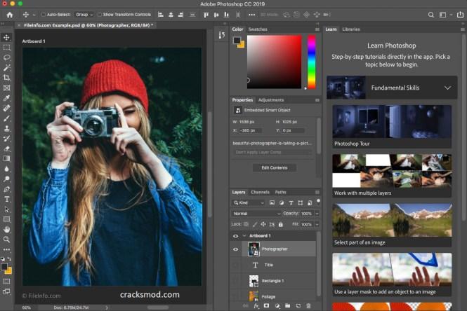 Adobe Photoshop CC Torrent Crack
