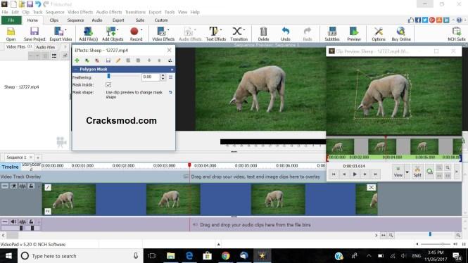 VideoPad Video Editor Keygen