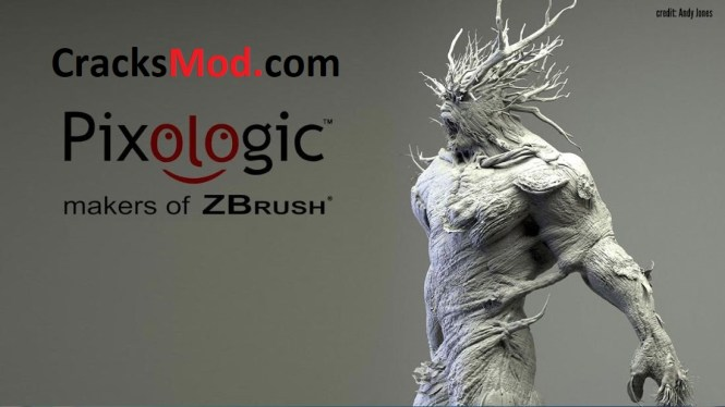 Pixologic ZBrush 4R8 Torrent
