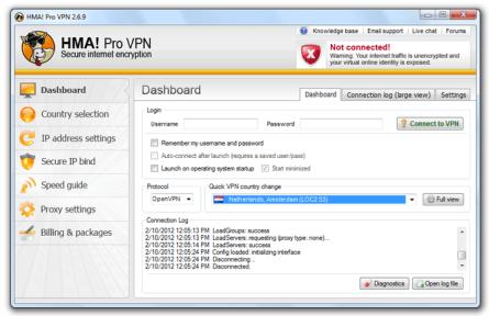 HMA Pro VPN 5.0.228 Crack With License Code Download [2020]