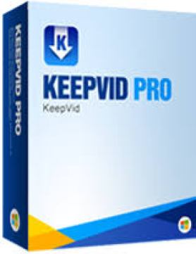 KeepVid Pro Crack Serial Key Free Download Lifetime