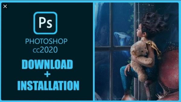 Adobe Photoshop CC 2020 Crack Torrent + Serial Key (Latest)
