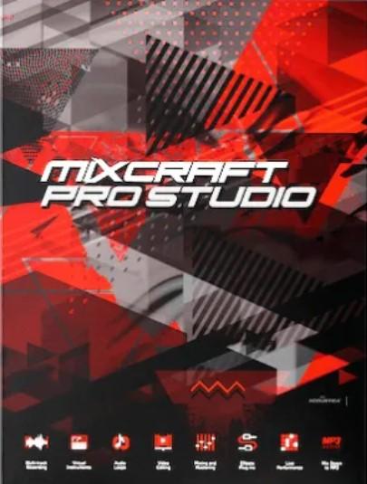 Mixcraft 9 Crack + Registration Code Full Version 2020