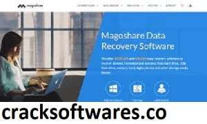Magoshare Data Recovery Enterprise 4.1 With Crack Latest 2021