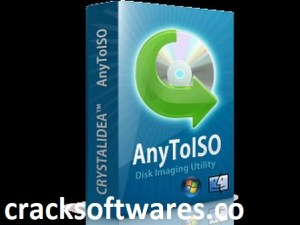 AnyToISO 3.9.6 Full Crack with Serial Key Latest 2021