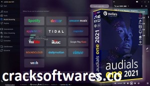 Audials One Crack .0.120.0 License Key Download Latest 2021