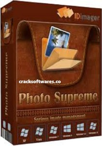 IDimager Photo Supreme 5.6.0.3266 With Crack Download Latest 2021