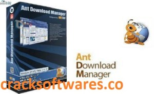 Ant Download Manager Pro 1.19.6 Build 74680 With Crack Latest 2021