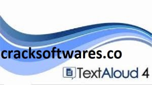 NextUp TextAloud 4.0.56 With Crack Download Latest 2021