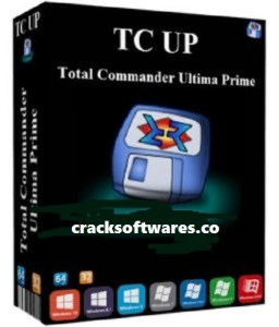 Total Commander Ultima Prime 7.8 With Crack Latest Full Free Download 2021