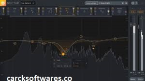 iZotope Nectar 3.11 Crack Keygen Latest Full Version Free Download 2021