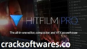 HitFilm Pro 15.0.2407 Crack with Activation Keys Latest 2021