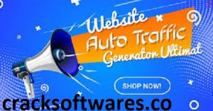 Website Auto Traffic Generator Ultimate 7.4 Crack with Activation Code Latest 2021