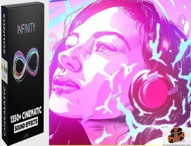 INFINITY 1350+ CINEMATIC - SOUND EFFECTS - Free Download 2020