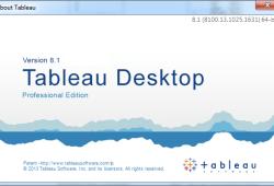 Tableau Desktop Crack