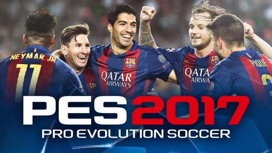 PES 2017 Cracked