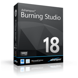 Ashampoo Burning Studio 18 Crack