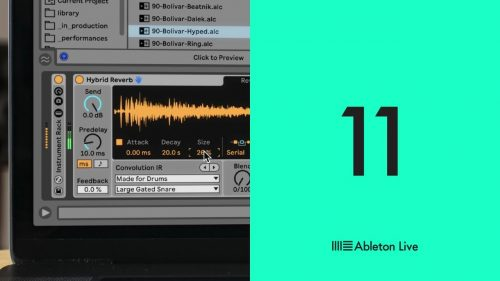 Ableton Live 11.0 Crack + Patch Free Version (2021)