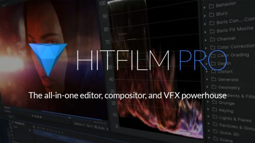 HitFilm Pro 16 Crack + Patch Free Version Download (2021)
