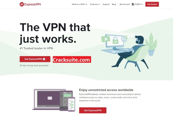 Express VPN 10.10 Crack With Activation Code 2022 FREE!