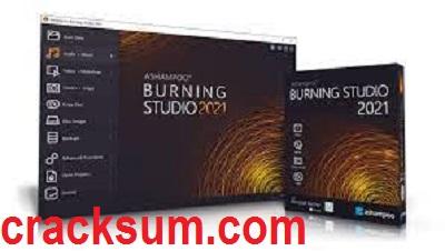 Ashampoo Burning Studio 22.0.8.0 Crack + License Key Free Download