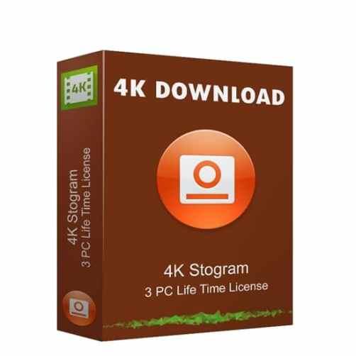 4K Stogram Crack & Key