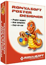 RonyaSoft Poster Designer 2.3.21 with Key | CRACKSurl RonyaSoft Poster Designer is a software program for quick and easy design  and printing of attractive custom posters, banners and signs.