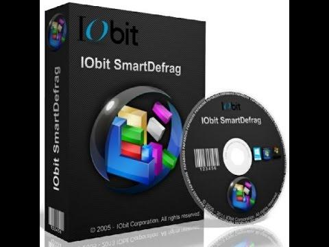 IObit Smart Defrag Pro 5.7 Crack