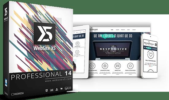 WebSite X5 Professional 13 Keygen