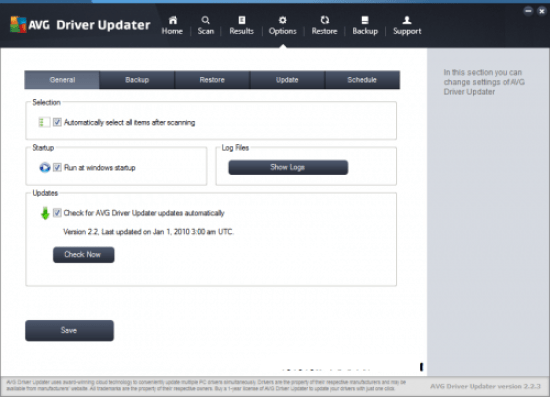 free product key for avg driver updater
