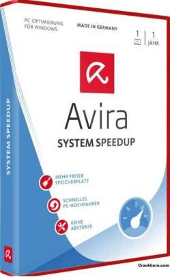Avira System Speedup PRO Crack & Activation Code Download