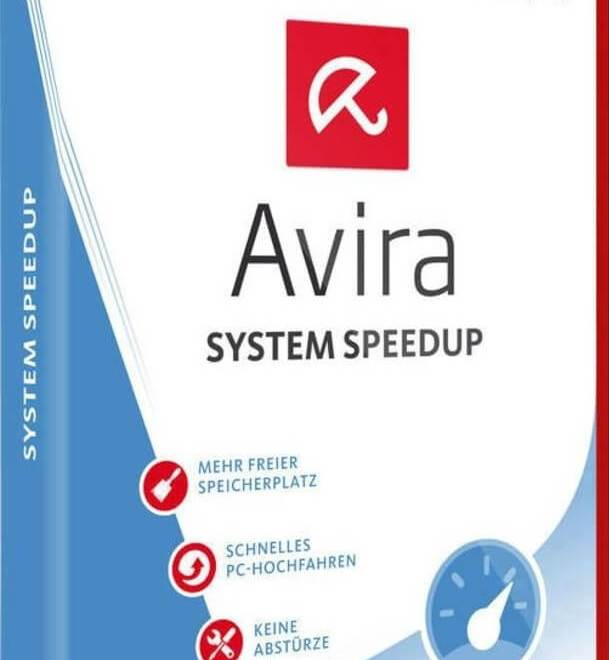 Avira System Speedup PRO Crack & Activation Code Download