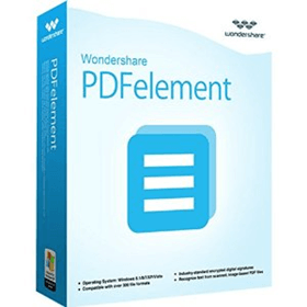 WonderShare PDFelement Pro Crack + Registration Code