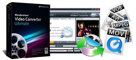 WonderShare Video Converter Ultimate Key with Crack Download