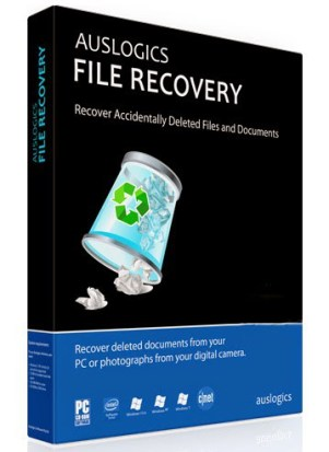 Auslogics File Recovery Crack & License Key Download