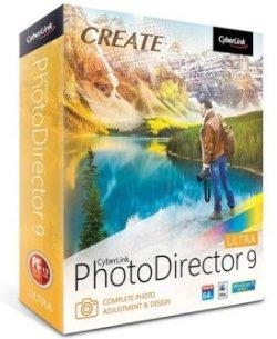 CyberLink PhotoDirector 9 Crack Full Version