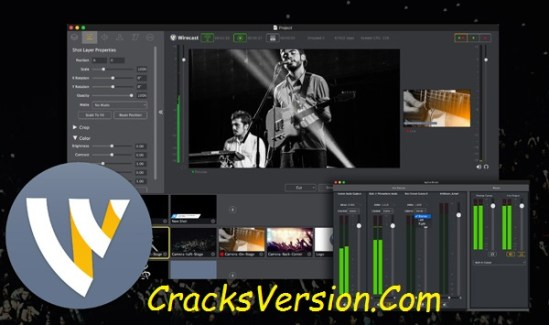 Wirecast PRO 8 Crack Keygen (Win + Mac) Full Free Download