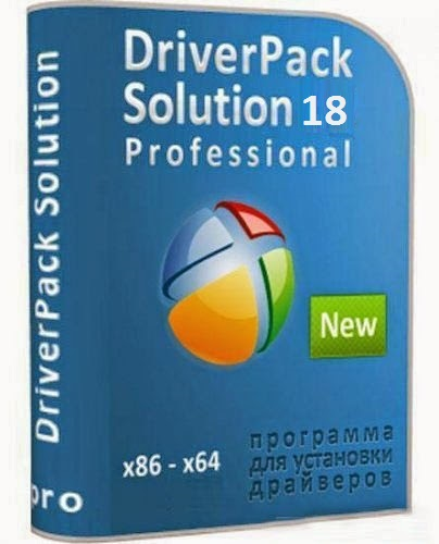 DriverPack Solution 2018 Download Latest Full Version ISO