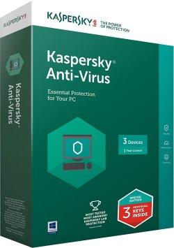 Kaspersky Antivirus 2018 Crack + License Key Free Download