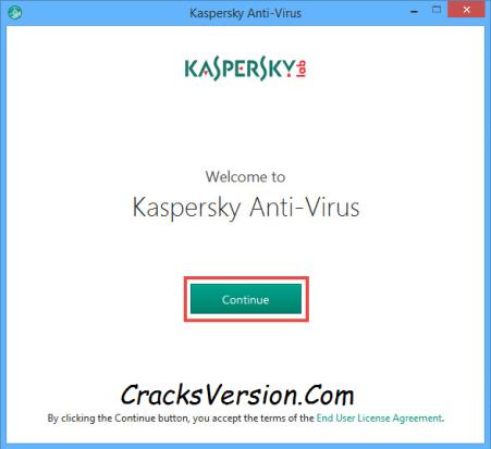 Kaspersky Antivirus 2018 License Key + Crack Free Download