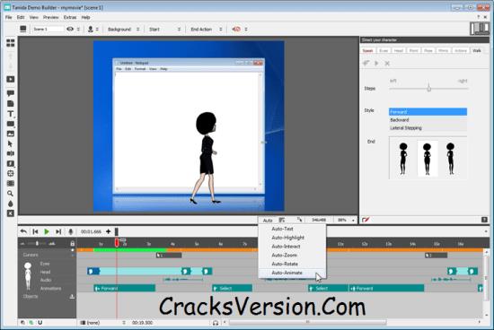 Tanida Demo Builder 11 Crack + Serial Key Download