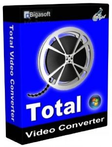 Bigasoft Total Video Converter Serial Key