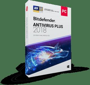 Bitdefender Antivirus Plus 2018 Crack