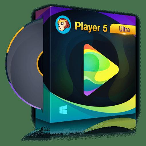 DVDFab Player 5 Ultra Crack