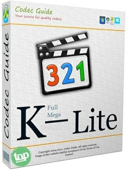K-Lite Codec Pack Full Free Download
