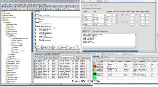 RazorSQL Crack Keygen Full Free Download